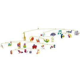 Djeco Djeco mobiel - dierencarnaval