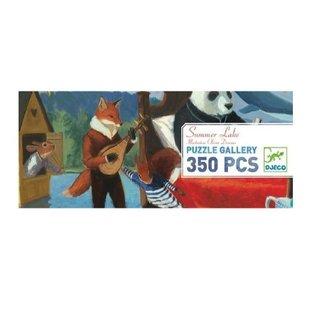 Djeco Djeco puzzel -  Summerlake 350 stukjes DJ07617