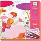 Djeco Djeco Patronen kleuren - Mijn mooie jurkjes DJ08985