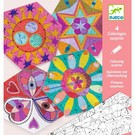 Djeco Djeco Kleuren die verrassen - Mandala's Hemellichamen