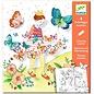 Djeco Djeco Kleuren die verrassen - Lady Butterfly DJ09629