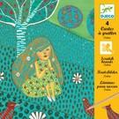 Djeco Djeco Kraskaarten - Ondine