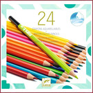 Djeco Djeco  Aquarel kleurpotloden 24 stuks