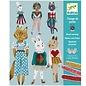 Djeco Djeco Weven met kralen - Kitty cats DJ09843