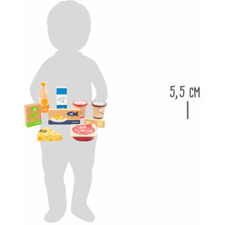 Small Foot Bevroren en gekoeld eten Kinderkeuken