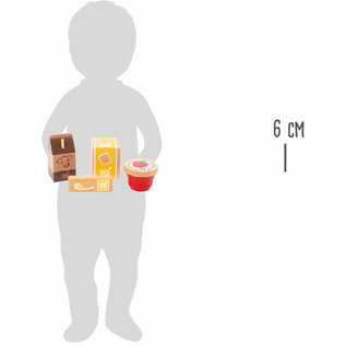 Small Foot Ontbijtset Vers