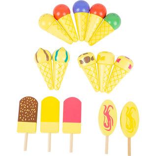 Small Foot Houten ijsjes met standaard