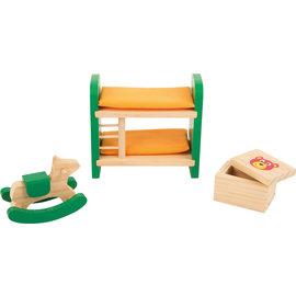 Small Foot Poppenhuis meubels Kinder slaapkamer