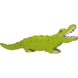 Holztiger Holztiger Krokodil groot