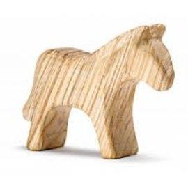 Ostheimer Ostheimer Paard - Naturel hout