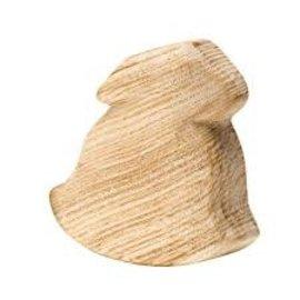 Ostheimer Ostheimer Schommelhaasje - Naturel hout