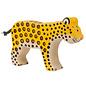 Holztiger Holztiger luipaard