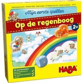 Haba Haba - Mijn eerste spellen -  Op de regenboog