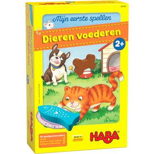 Haba Haba - Mijn eerste spellen - Dieren voeren 305476