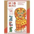 Djeco Djeco knutselset Puzzels maken - Animocolour