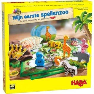 Haba Haba Mijn Eerste Spellenzoo 305175