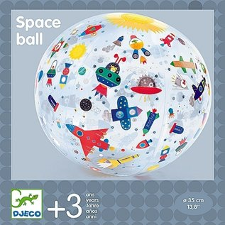 Djeco Djeco Opblaasbare bal - Ruimte DJ00172