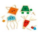 Djeco Djeco puzzelsticks - 38 stukjes