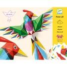Djeco Djeco 3D poster vouwen - Vogel