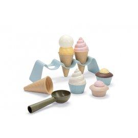 Dantoy BIOplastic ijsset (15-delig)