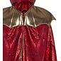 Great Pretenders Great Pretenders drakencape rood (5-6 jaar) 55175