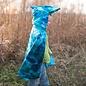 Great Pretenders Great Pretenders Dinocape Pterodactyl blauw (4-5 jaar) 56785