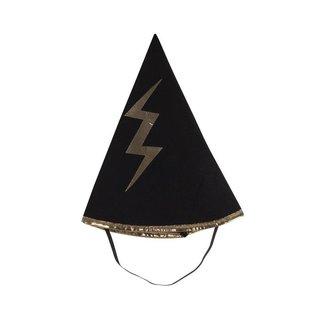 Great Pretenders Great Pretenders tweezijdige tovenaarscape met hoed (4-6 jaar) 61193