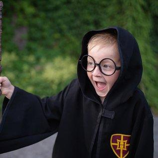 Great Pretenders Great Pretenders Tovenaarsmantel met bril (5-7 jaar) 62195