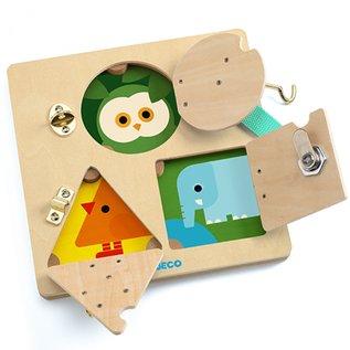 Djeco Djeco puzzel - Sloten DJ06213