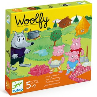Djeco Djeco bordspel Woolfy DJ08427