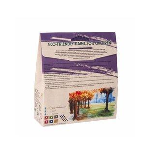 Natural Earth Paint Natural Earth Paint Kit - 6 kleuren natuurlijke kinderverf