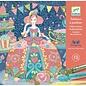Djeco Djeco Glitterschilderijen - Dagdromen DJ09517