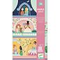 Djeco Djeco Vloerpuzzel - Prinsessen toren - 36 stukjes DJ07130