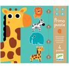 Djeco Djeco puzzel - Jungle dieren