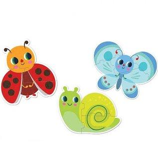 Djeco Djeco puzzels - In de tuin DJ07141