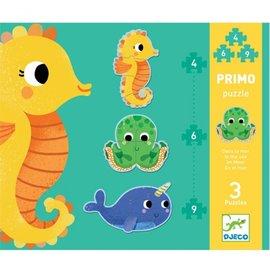 Djeco Djeco puzzels - In de zee