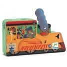 Djeco Djeco puzzel - Locomotief 16 stukjes