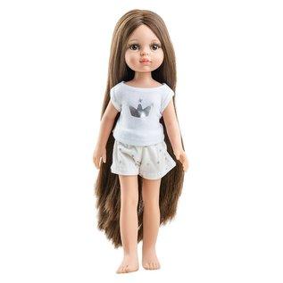 Paola Reina Paola Reina Pop Amigas Carol pyjama lang haar (32cm) PR13213