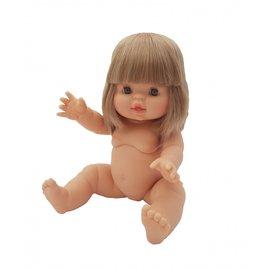 Paola Reina Paola Reina Pop Gordi meisje (blond haar met blauwe ogen) 34cm