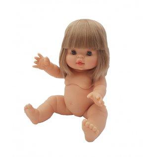 Paola Reina Paola Reina Pop Gordi meisje (blond haar met blauwe ogen) 34cm PR34047