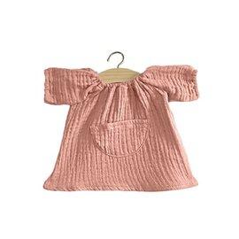 Minikane Minikane Jurk Jeanne oud roze