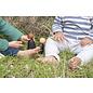 Grapat Grapat Set 2 grote Nins® donker hout 18-181