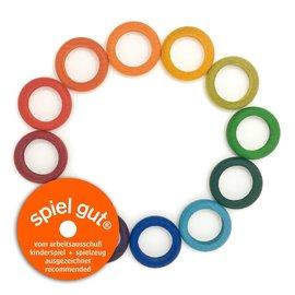 Grapat Grapat Gekleurde ringen