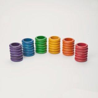 Grapat Grapat 36 houten ringen 15-116