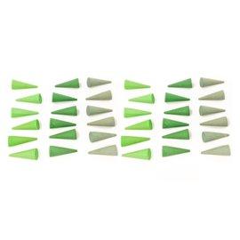 Grapat Grapat Mandala kegels groen