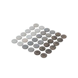 Grapat Grapat Mandala stenen grijs 20-219