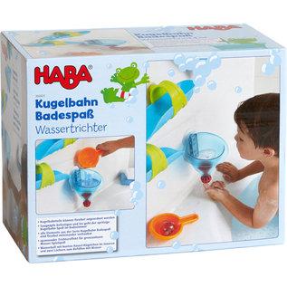 Haba Haba Knikkerbaan badplezier - Watertrechter 302823