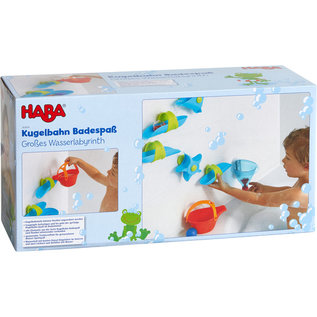 Haba Haba Knikkerbaan Badplezier -  Groot waterlabyrint 302824