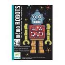 Djeco Djeco Memorie - Robots