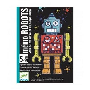 Djeco Djeco Memorie - Robots DJ05097